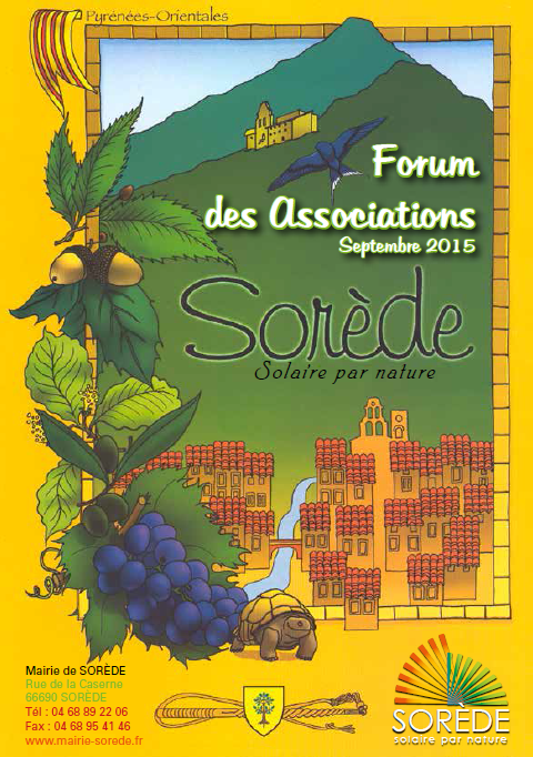 Livret des Associations de Sorde