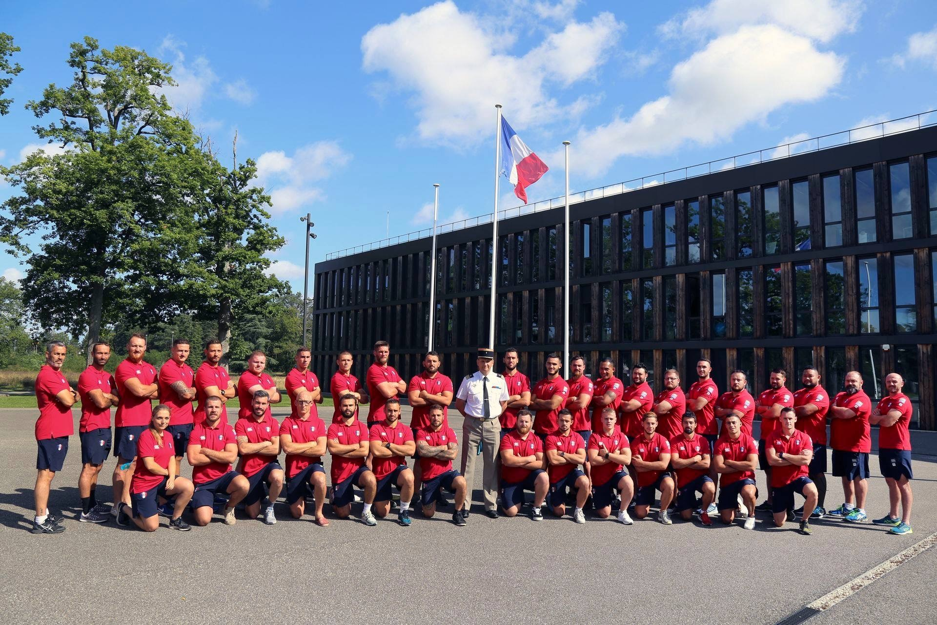 equipe militaire france